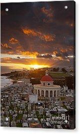 San Juan Sunrise Acrylic Print by Brian Jannsen