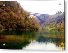 San Michele Bridge N.1 Acrylic Print