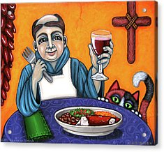 San Pascual Cheers Acrylic Print