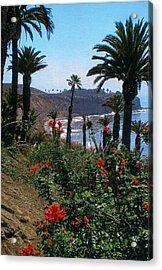 San Pedro Coast Line Acrylic Print