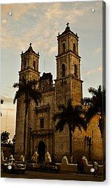 San Servacio O Gervasio Acrylic Print by BandC  Photography