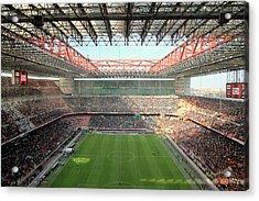 San Siro Stadium Acrylic Print