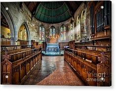 Sanctuary Acrylic Print by Adrian Evans