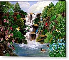 Sanctuary Acrylic Print