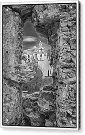 Sanctuary Of Atotonilco Acrylic Print