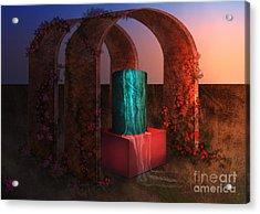 Sanctuary Of Light Acrylic Print
