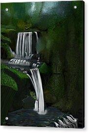 Sanctuary One Acrylic Print