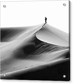Sandman Acrylic Print