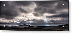 Acrylic Print featuring the photograph Sands Of Time by Gunnar Orn Arnason