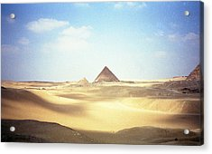 Sands Of Time Acrylic Print by Robert  Moss