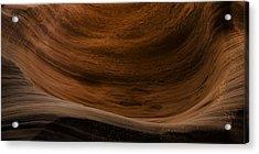 Sandstone Flow Acrylic Print by Chad Dutson