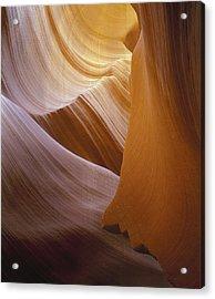 Sandstone Vortex Acrylic Print