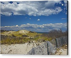 Sandy Neck Beach Acrylic Print