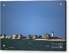 Sandy Neck Light Acrylic Print