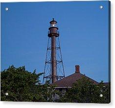 Sanibel Island Lighthouse Acrylic Print