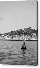 Santa Barbara Series Ten Acrylic Print by Josh Whalen