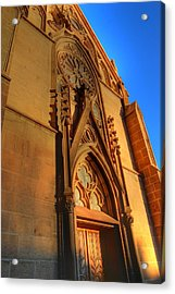 Santa Fe Church Acrylic Print