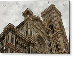 Santa Maria Del Fiore - Florence - Italy Acrylic Print