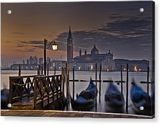 Acrylic Print featuring the photograph Santa Maria Maggiore by Marion Galt
