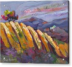 Santa Ynez Valley Acrylic Print