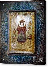 Santo Nino De Atocha Acrylic Print by Savannah Gibbs