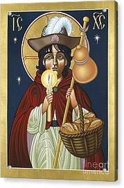 Santo Nino De Atocha 133 Acrylic Print
