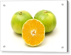 Acrylic Print featuring the photograph Satsuma  by Fabrizio Troiani