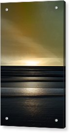Sauble Beach - Twilight Acrylic Print