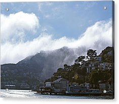 Sausalito- California Acrylic Print
