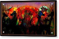 Savannah Safari Acrylic Print