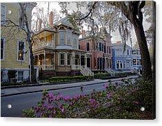 Savannah Style Acrylic Print by Stephen Gray