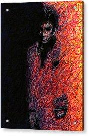Scarface Acrylic Print