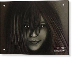 Scarlett Acrylic Print