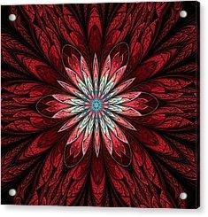 Scarlett O'hara Acrylic Print