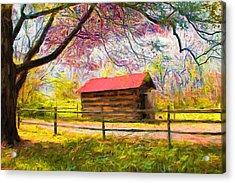 Scenery Series 04 Acrylic Print