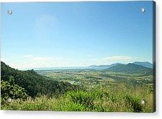 Scenic Overlook Acrylic Print