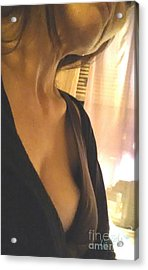 Scent Of A Woman Acrylic Print by Liz Campbell