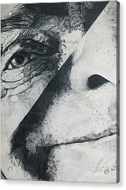 Schism Acrylic Print by Rory Sagner