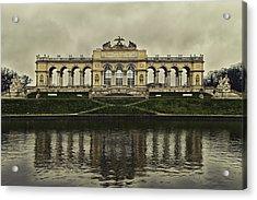 Schonbrunn Gloriette Acrylic Print