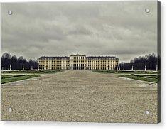 Schonbrunn Palace Acrylic Print