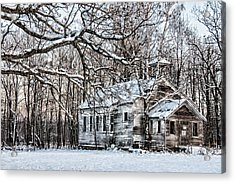 School Out Forever Acrylic Print by Paul Freidlund