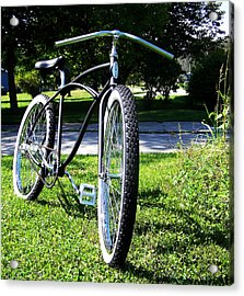 Schwinn 2 Acrylic Print by Dj Thompson