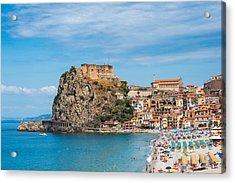 Scilla Castle Acrylic Print