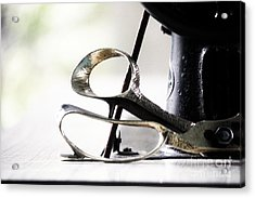 Scissors 1 Acrylic Print