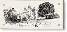 Scone Palace, Perth, Uk. Scone Palace Is A Category Acrylic Print by Georgian School