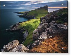 Scotland - Neist Point Acrylic Print