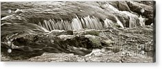 Acrylic Print featuring the photograph Scottish Water by Juergen Klust