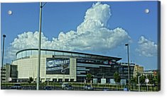 Scottrade Center Home Of The St Louis Blues Acrylic Print