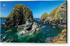 Scovarn Rock At Mullion Acrylic Print