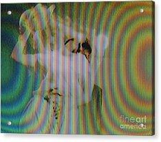 Screen #519 Acrylic Print